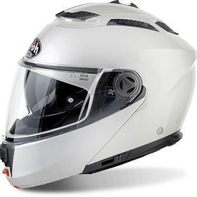 Шлем модуляр Phantom S белый глянцевый, M Ош