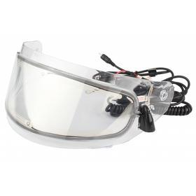 Стекло с подогревом для снегоходного шлема XTR MODE1 Ош