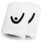 Напульсники HEAD, ширина 6,35 см, цвет белый, арт. 285075