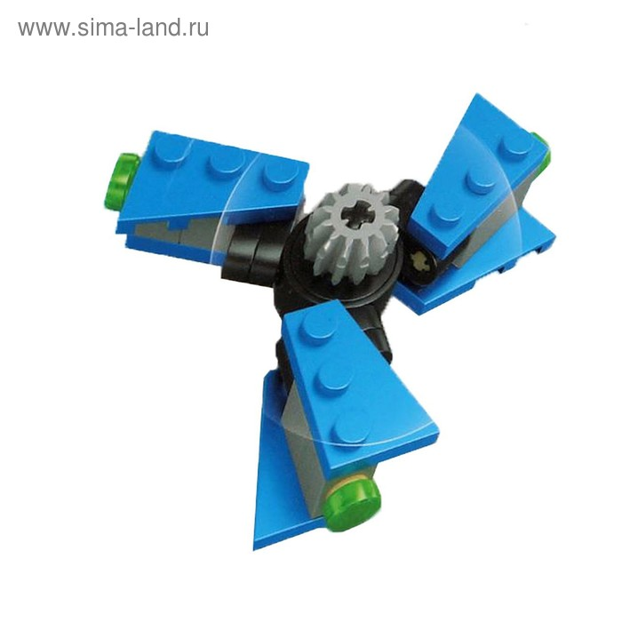 Конструктор HAND SPINNER, в пакете