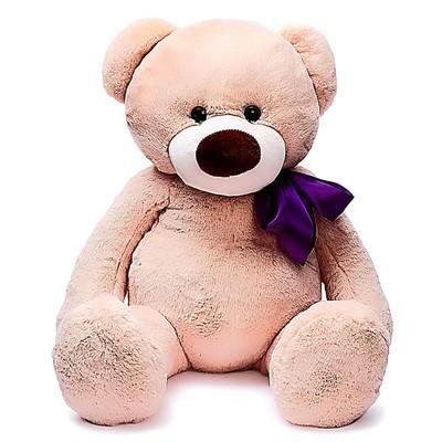 Мягкая игрушка «Медведь Марк» светлый, 80 см - Фото 1