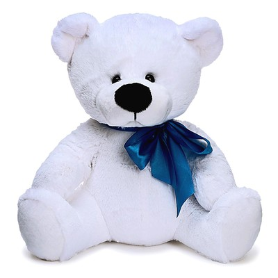 Мягкая игрушка «Медведь Паша», цвет белый, 38 см - Фото 1