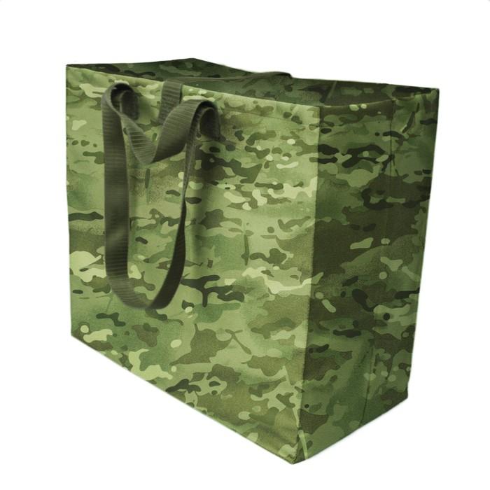 Shopping Bag, оксфорд 600, multicam