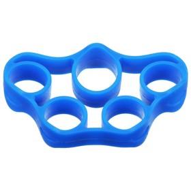 Эспандер для пальцев, нагрузка 4 кг, цвета МИКС Ош