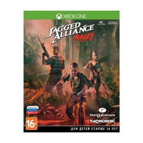 Игра для Xbox One Jagged Alliance: Rage! Ош