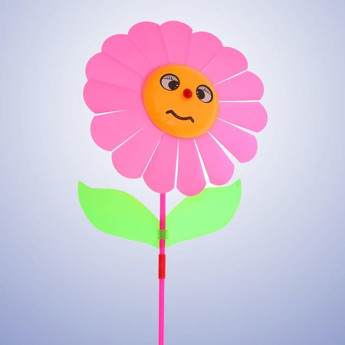 Ветерок Цветок, цвет розовый