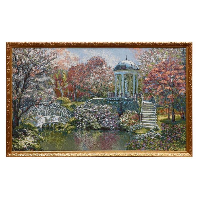 """Гобеленова картина """"Дыхание весны"""" 55х88 см"""