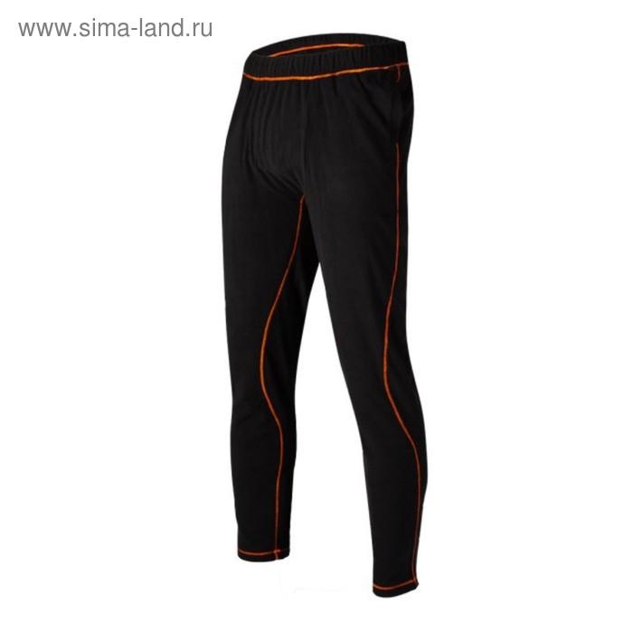 Термоштаны мужские Fxr Pyro Thermal, M, Black/orange