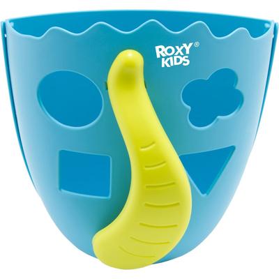 Органайзер для игрушек DINO, цвет голубой ROXY-KIDS