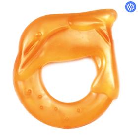 Прорезыватель охлаждающий «Дельфин», цвет МИКС