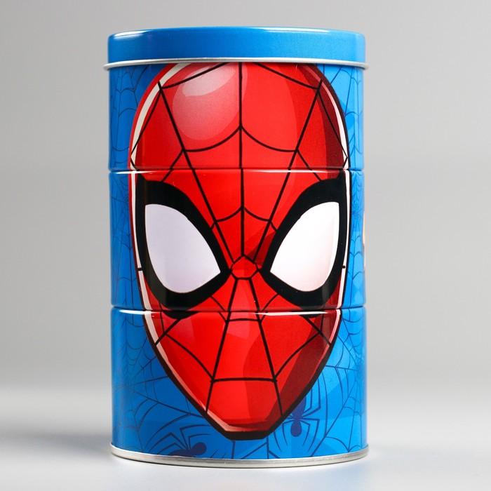 Копилка трехъярусная, Человек-паук