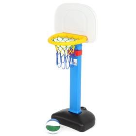 Стойка баскетбольная со щитом 100-170 см Ош