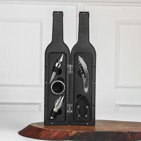 Набор для вина 'Keep calm' Сохраняй спокойствие Ош