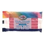 Пластилин 50 г, «Гамма» Классический, розовый
