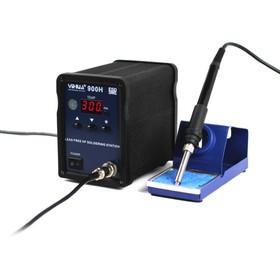 Индукционная паяльная станция YIHUA 900H, 90 Вт, три температурных диапазона 50-480°С, ±1°C   415666
