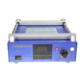 Преднагреватель платы инфракрасный ELEMENT 853А, кварцевый нагреватель, 600 Вт, 98-380 °С