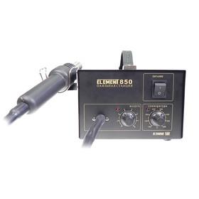 Паяльный фен ELEMENT 850, диафрагменный компрессор, 320 Вт, 100-480 °С, 220 В
