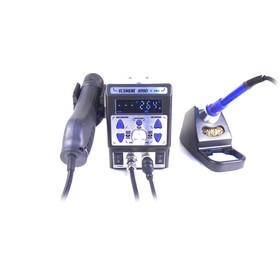 Профессиональная паяльная станция ELEMENT 899D(II), вентиляторная, 720 Вт, 100-480 °С