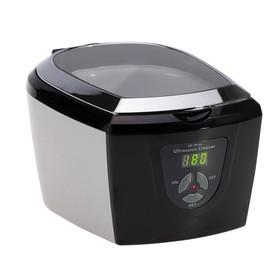 Ультразвуковая ванна CODYSON CD-7810A, 750 мл, 50 Вт, 42 кГц, 5 режимов, нержавеющая сталь Ош