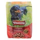 Сухой корм Chammy для собак мелких пород, говядина, 600 г