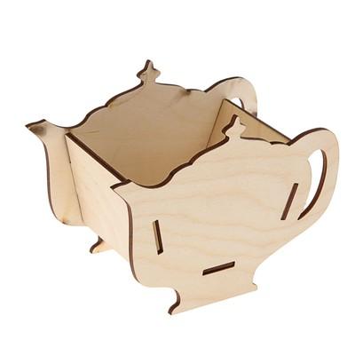 """Чайный домик """"Чайничек"""" 18х13х9 см"""