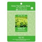 Маска для лица MJ Care с экстрактом зелёного чая