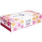 Бумажные салфетки Ideshigyo Цветочная серенада, двухслойные, 150 шт