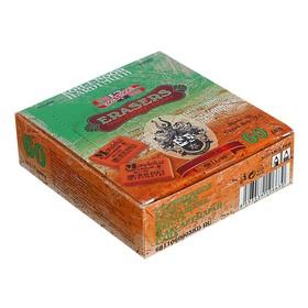 Ластик Koh-I-Noor Mondeluz 6811/60, оранжевый