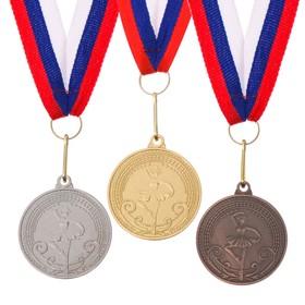 Медаль тематическая 178 'Балет' золото Ош