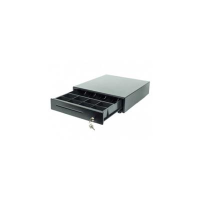 Денежный ящик Poscenter 13МK 350x405x90, механический, PUSH, светлый (KET-350)