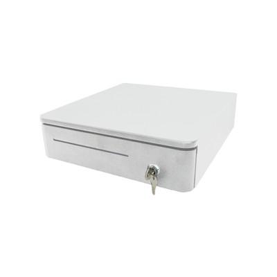 Денежный ящик VIOTEH-HVC-10, электромеханический, цвет белый