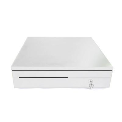 Денежный ящик VIOTEH-HVC-14, электромеханический, цвет белый