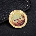 Сувенирная монета «Сердце севера», d= 2.2 см