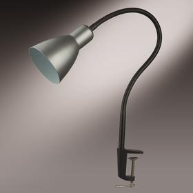 Настольная лампа COSTA 60Вт E27 черный