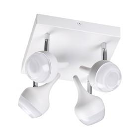 Светильник JOLIE 4x8Вт 3500К LED белый