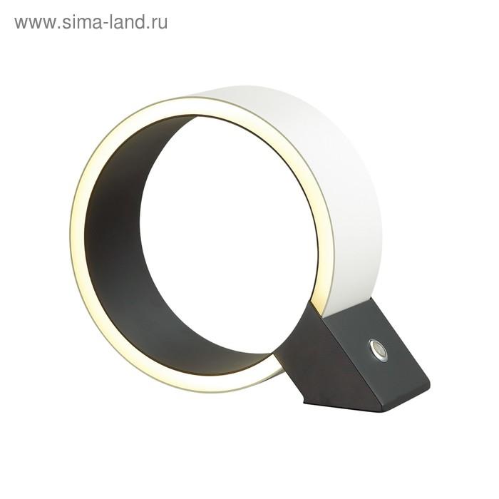 Настольная лампа TRAM 12Вт 3000К LED черный