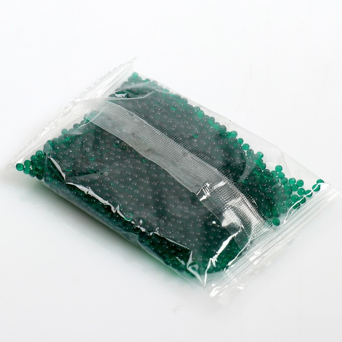 Аквагрунт зелёный, 50 г