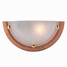 Светильник NAPOLI 1x100Вт E27 золото, коричневый