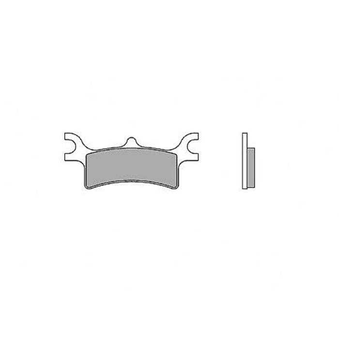 Колодки тормозные Brembo 07PO06