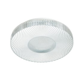 Светильник MILANA 48Вт 3000-6500К LED IP43 белый