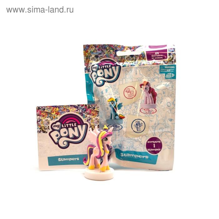 Фигурка-штампик My little Pony, МИКС