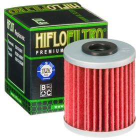 Фильтр масляный HF207
