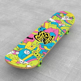 Шкурка для скейта «Take it easy» Ош