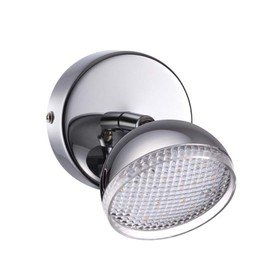 Бра FAROBIANCO 1x6Вт 4000К LED хром