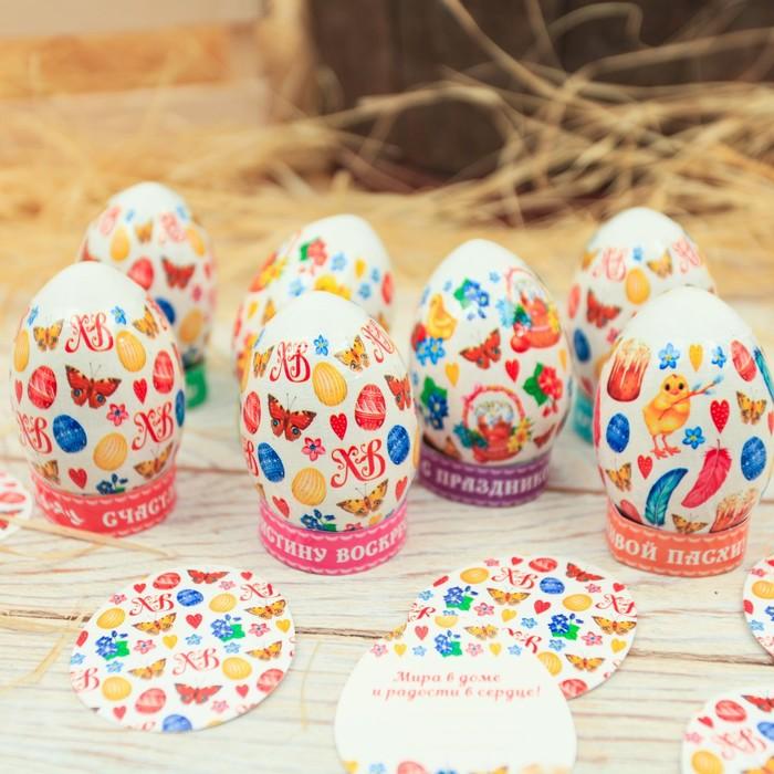 Набор для украшения яиц «Пасхальный паттерн»