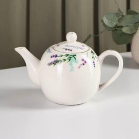 Чайник заварочный Magistro «Лаванда», 800 мл