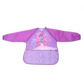 Фартук-накидка с рукавами для труда 500*390 мм для девочки, Care Bears 'Заботливые мишки' Ош