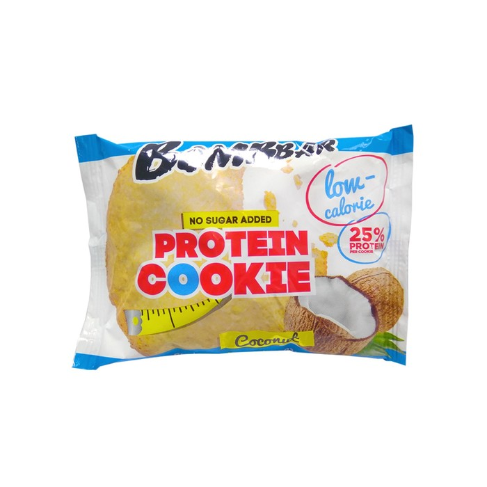 Протеиновое печенье BOMBBAR, кокос, 40 г