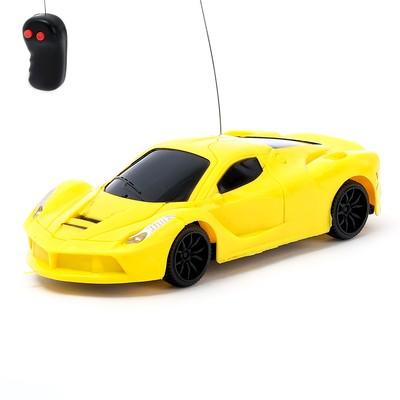 Машина радиоуправляемая «Классика», работает от батареек, масштаб 1:26, МИКС