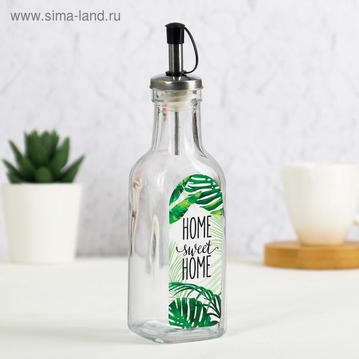 "Емкость для масла и уксуса ""Home sweet home"", 150 мл"